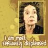 Displeased - chili_das_schaf