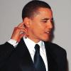 Obama, Finger