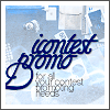 Icon Contest Promo