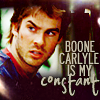 the female ghost of tom joad: lost boone ♥