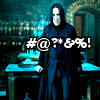 Dedicated Escape Artist: Snape curse