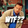 [Friends] Chandler -  WTF