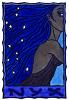nyx blue