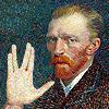 Tori Morris: Spock by Van Gogh
