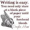 Douglas Adams, Writing
