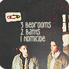|528491| wishful feather ⇧: Sam and Dean | Home sweet home