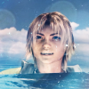 final fantasy x2 — tidus water ♡