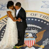 Obamas first dance