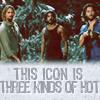 Alis volat propriis: LOST: Three kinds of hot!