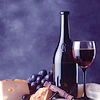 maureen: purple wine