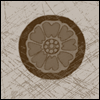 white lotus tile