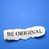 Dessiree: be original