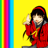 .one of neither and both.: Yukiko: just give me a minute