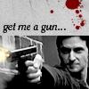 Spooks: gun