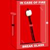 [stock] in case of fire