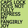 bubbles_: Text ♫ Fangirl JOY!