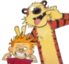 Gwyneth: Calvin and Hobbs