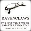 HP - Ravenclaw Ego
