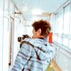 大パンですよ~: Arashi ☂ Ohno with a camera