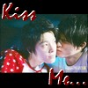 """Taffy """"Miracle Shining"""" Anderson: Kiss"""