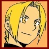 Edward Elric (OU): Cheerful