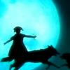 「wolf's rain」☇in the moonlight's glances