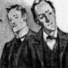 Holmes and Watson - Paget Clopin Holmes