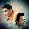 Camui_Zuuki: Dean & Cas - Beautiful