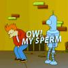 «Futurama»  It Didn't Hurt That Time