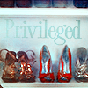 Tina: Privileged Shoes [GIRLY]