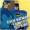 Kel: Ted Kord is just that awesome