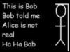 Kerima: Bob-Alice