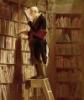 Der Bücherwurm