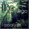 sinkwriter: Virgo - I Analyze
