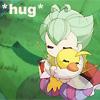 the most saint-obsessed Jew you'll ever meet: Tutu: hug