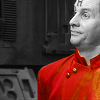Arnold J. Rimmer, BSc, SSc.: Red