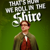 Emily: That's How We Roll In The Shire