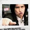雨夜 ☆ ɐʎɐɯɐ: Gisho → 「dork」
