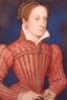 miniature Mary Stuart Queen of France