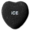 ICE black heart