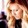 Donna's wavy hair