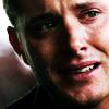 redheadforever: Dean Cries
