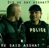 flashpoint asshat