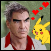 Cosmic Kath: Harrison Ford is Professor Oak