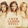 A Stillness Community for the Ladies of LOTR