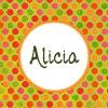 Orange Alicia