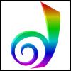 DW rainbow