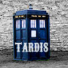 an idea is bulletproof: Doctor Who - tardis