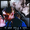 BtVS - Spuffy only a kiss