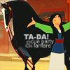 Mulan Fanfare